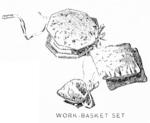 Work basket set