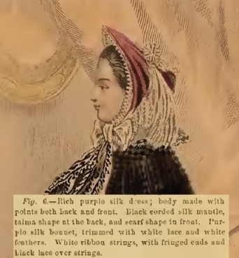 SC October 1862 Godeys