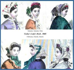Fanchons Godeys 1865